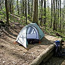 Birch Spring Campsite by SmokyMtn Hiker in Views in North Carolina & Tennessee