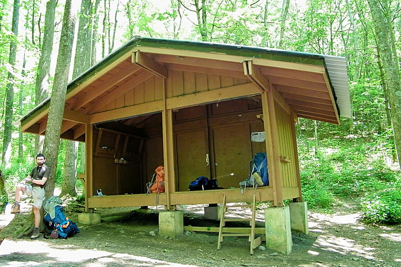 Low Gap Shelter