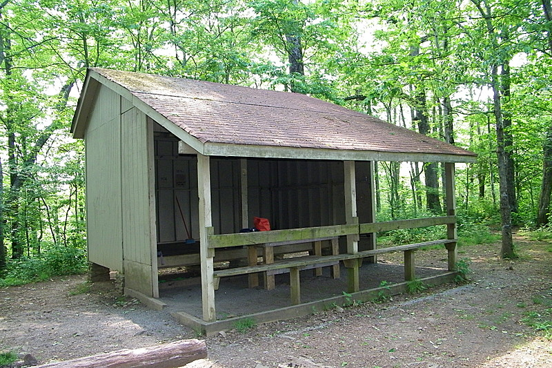 Blue Mountain Shelter
