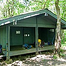 Tray Mountain Shelter