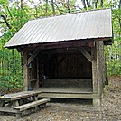 Hawk Mountain Shelter