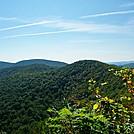 Overlook 2 miles south of Woody Gap