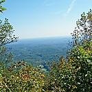 Overlook 1.6 miles south of Woody Gap by SmokyMtn Hiker in Views in Georgia