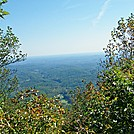 Overlook 1.6 miles south of Woody Gap