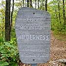 Leaving Woody Gap NOBO by SmokyMtn Hiker in Sign Gallery