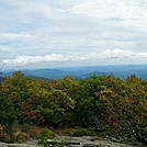 Decending Blood Mountain NOBO