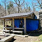 Double Spring Shelter