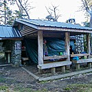 Mount Collins Shelter by SmokyMtn Hiker in North Carolina & Tennessee Shelters