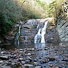 Laurel Fork Falls by SmokyMtn Hiker in Views in North Carolina & Tennessee