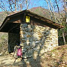 Laurel Fork Shelter