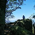 Thunder Ridge Overlook by SmokyMtn Hiker in Trail & Blazes in Virginia & West Virginia