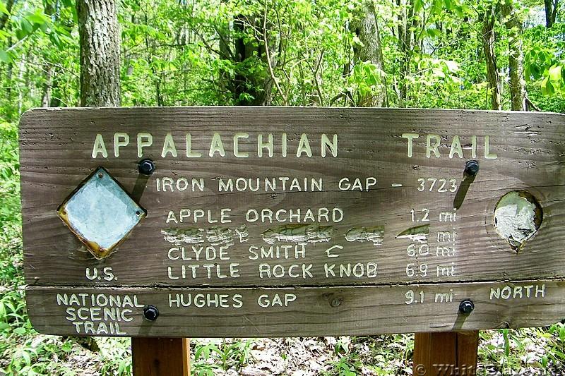 Iron Mountain Gap