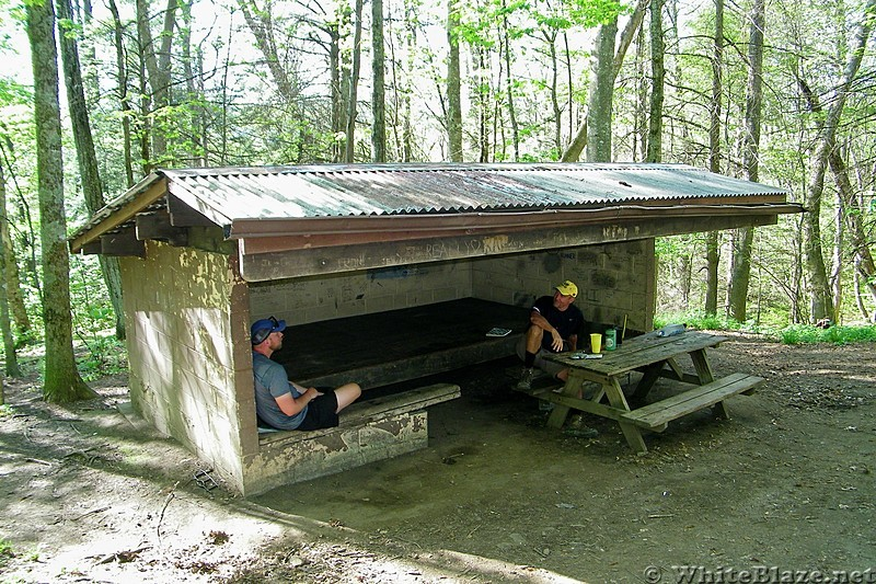 Cherry Gap Shelter