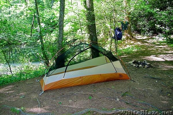 Stagnant Pond Campsite