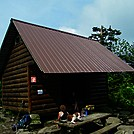 Thomas Knob Shelter by SmokyMtn Hiker in Virginia & West Virginia Shelters