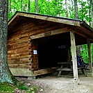 Hurricane Mountain Shelter by SmokyMtn Hiker in Virginia & West Virginia Shelters
