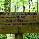 Appalachian Trail by SmokyMtn Hiker in Sign Gallery