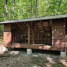 Jenny Knob Shelter by SmokyMtn Hiker in Virginia & West Virginia Shelters