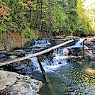 Dismal Creek Falls by SmokyMtn Hiker in Special Points of Interest