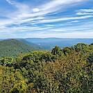 Sugar Run Mountain by SmokyMtn Hiker in Views in Virginia & West Virginia
