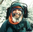 my frozen beard by The Old Fhart in Thru - Hikers