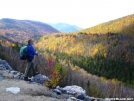 fall color in the Pemi Wilderness