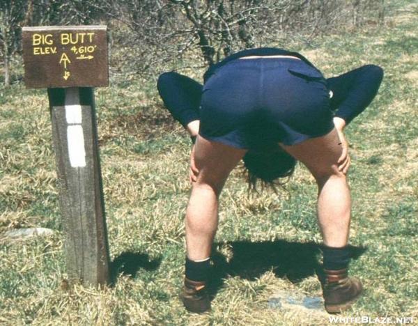 Big Butt Mountain, NC