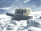 Bombardier snowcat on Mount Washington by The Old Fhart in Trail & Blazes in New Hampshire