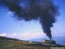Cog Railroad on Mt. Washington