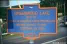 Sign in Greenwood Lake, NY