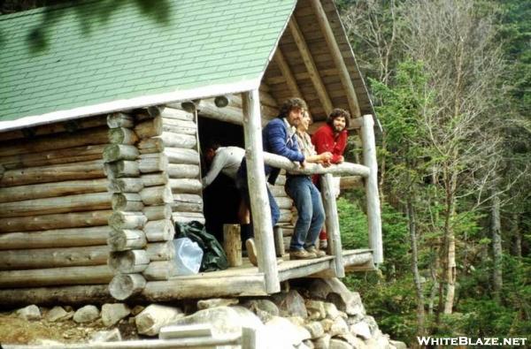 Guyot shelter- 1980