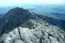 Knife Edge just beyond Baxter Peak by The Old Fhart in Views in Maine