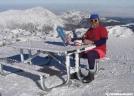summit Mount Washington