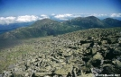 Northern Presidentials and Cog RR from Mt. Washington by The Old Fhart in Views in New Hampshire