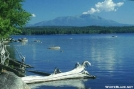 Katahdin from Pemadumcook lake