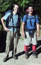 Smooth and Waldo 2003 SOBOs by The Old Fhart in Thru - Hikers