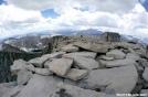 Summit, Mt. Whitney, California, 14,496 feet