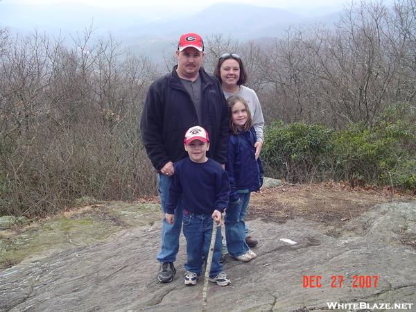 Christmas Hike to Springer