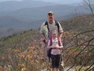 Rabun Bald--georgia's 2nd Tallest 4/6/08 by Bulldawg in Other Trails