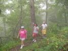 Tray Mountain In The Fog 9/1/08 by Bulldawg in Trail & Blazes in Georgia