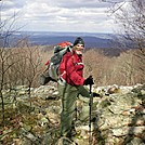 Near Swatara Gap in PA by Chenango in Section Hikers