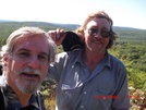 Chuck And I On Black Mtn - Ny by Chenango in Trail & Blazes in New Jersey & New York