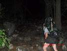 Night Hiking by Chenango in Trail & Blazes in New Jersey & New York