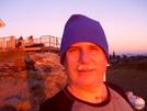 Sunset In Madonna Peak