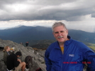 Me On Camel's Hump by Chenango in Long Trail