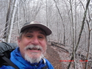 Happy On The At In North Carolina by Chenango in Thru - Hikers
