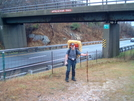 Dominic At The Mass Pike (nov 2008) by Chenango in Section Hikers