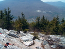 Blue Sky Day From Baker Peak In Vermont