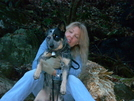 Isis And Me by HikerChick2008 in Faces of WhiteBlaze members