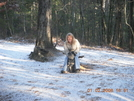Tallulah Snow by HikerChick2008 in Faces of WhiteBlaze members